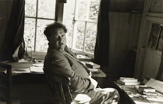 Dylan Thomas © Rosalie Thorne McKenna Foundation