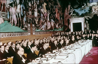 EU founding fathers signed 'blank' Treaty of Rome
