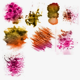 Excellent Watercolor Brushes Pack