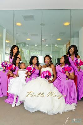 Bella Naija Bridesmaid Dresses