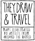 THEY DRAW THEY TRAVEL