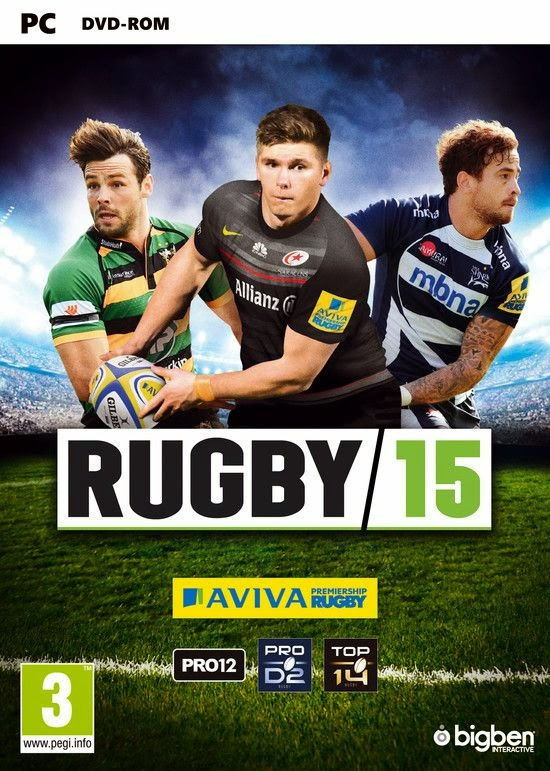 Download Rugby 15 Torrent PC 2015