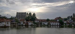 pdmanabhaswamy temple in thiruvananathapuram kerala