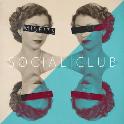 Social Club - Misfits - Free Album - album art