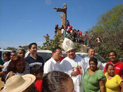 MONSEÑOR CARLOS GARFIAS MERLOS ARZOBISPO DE ACAPULCO