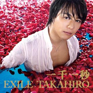 EXILE TAKAHIRO - Issen Ichibyo 一千一秒