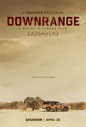 Downrange - Legendado Torrent