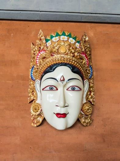 балийские маски