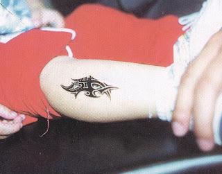 Tatuagem de hena