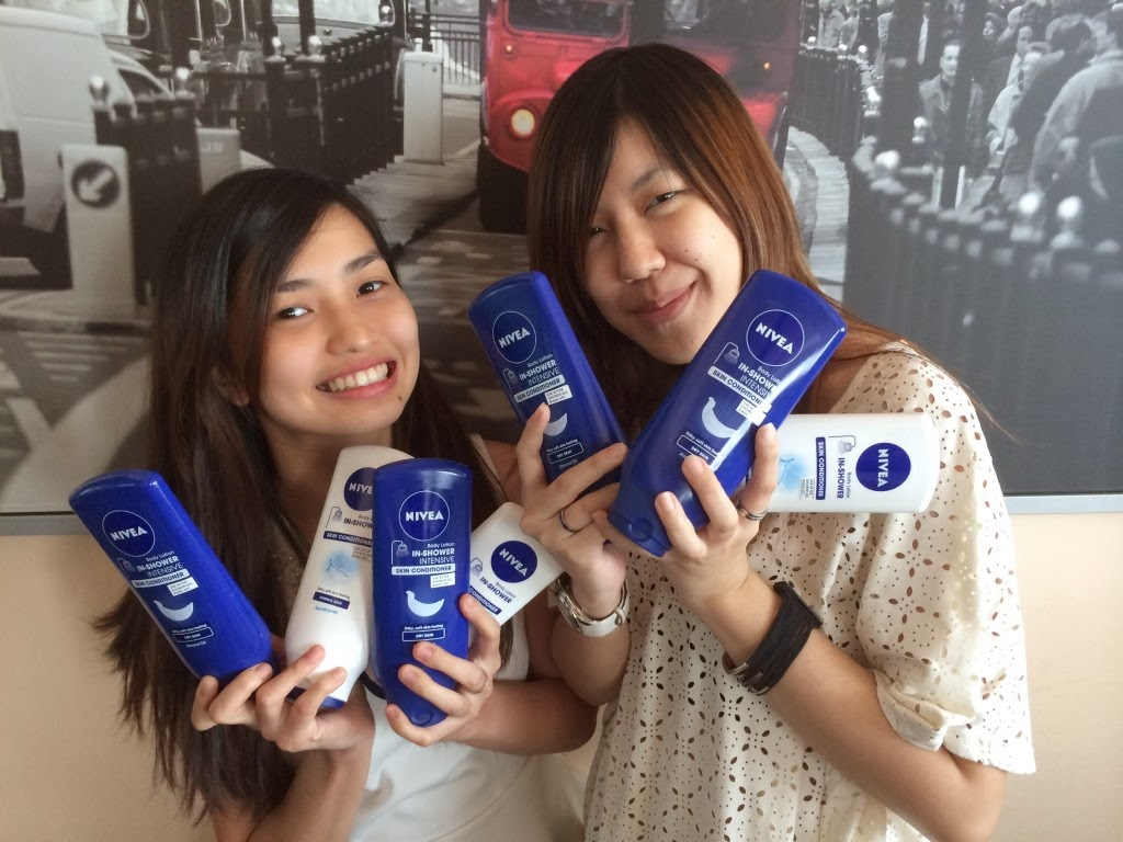 NIVEA Body Lotion In-Shower Intensive
