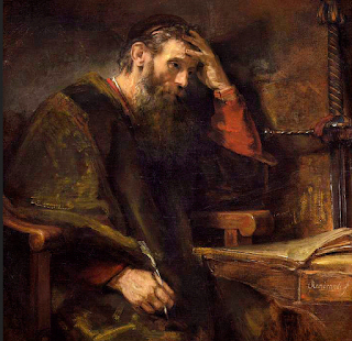 St. Paul - By Rembrandt
