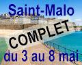 Six jours à St-Malo