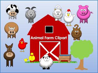Free farm animal clipart for teachers - photo#2