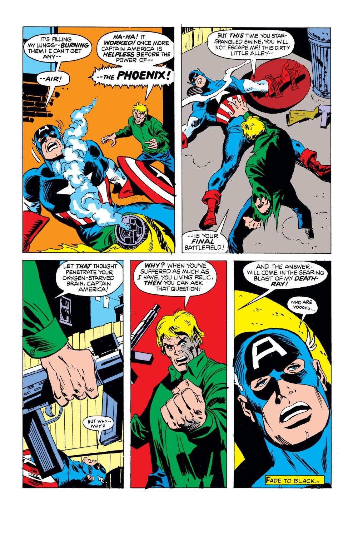 Captain America (1968) Issue #168 #82 - English 12