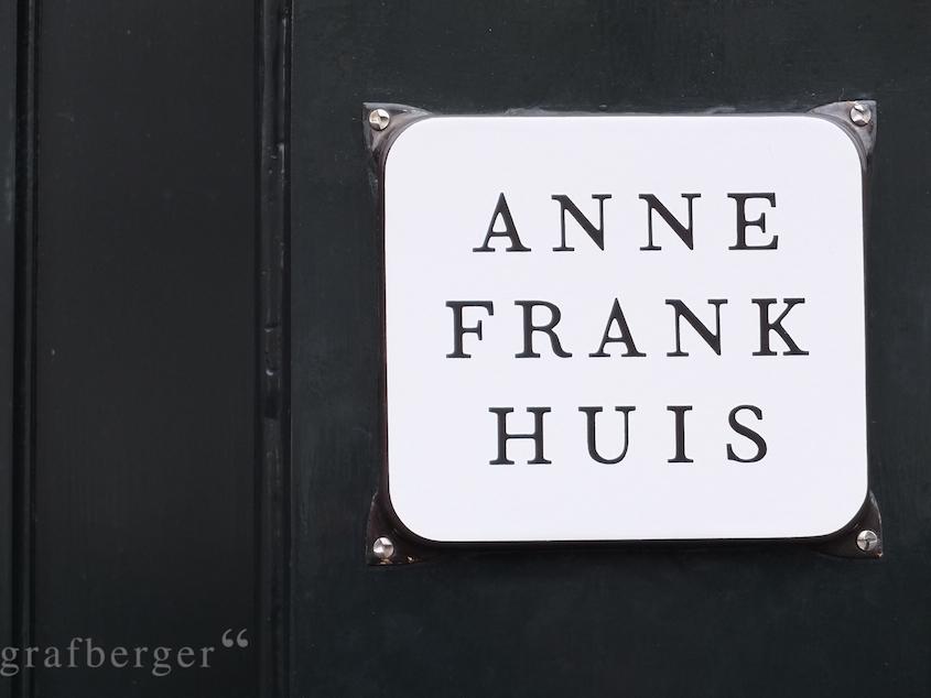 Unter\'m Meeresspiegel: Fünf Tipps für einen Besuch im Anne Frank Haus