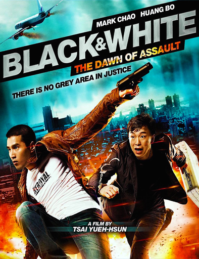 Ver Black and White Episode 1: The Dawn of Assault (2012) Online