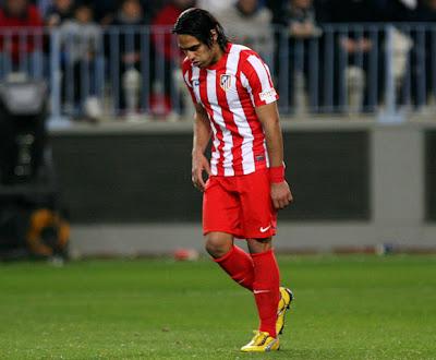 El Porto demandaría al Atlético por Falcao