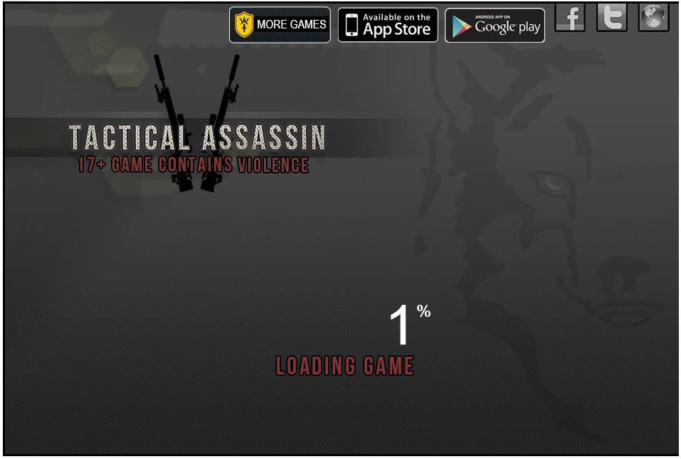 Armor Game : Tactical Assassin Mobile
