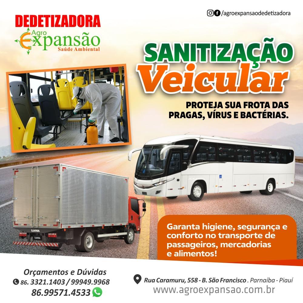 DEDETIZADORA EXPANSÃO