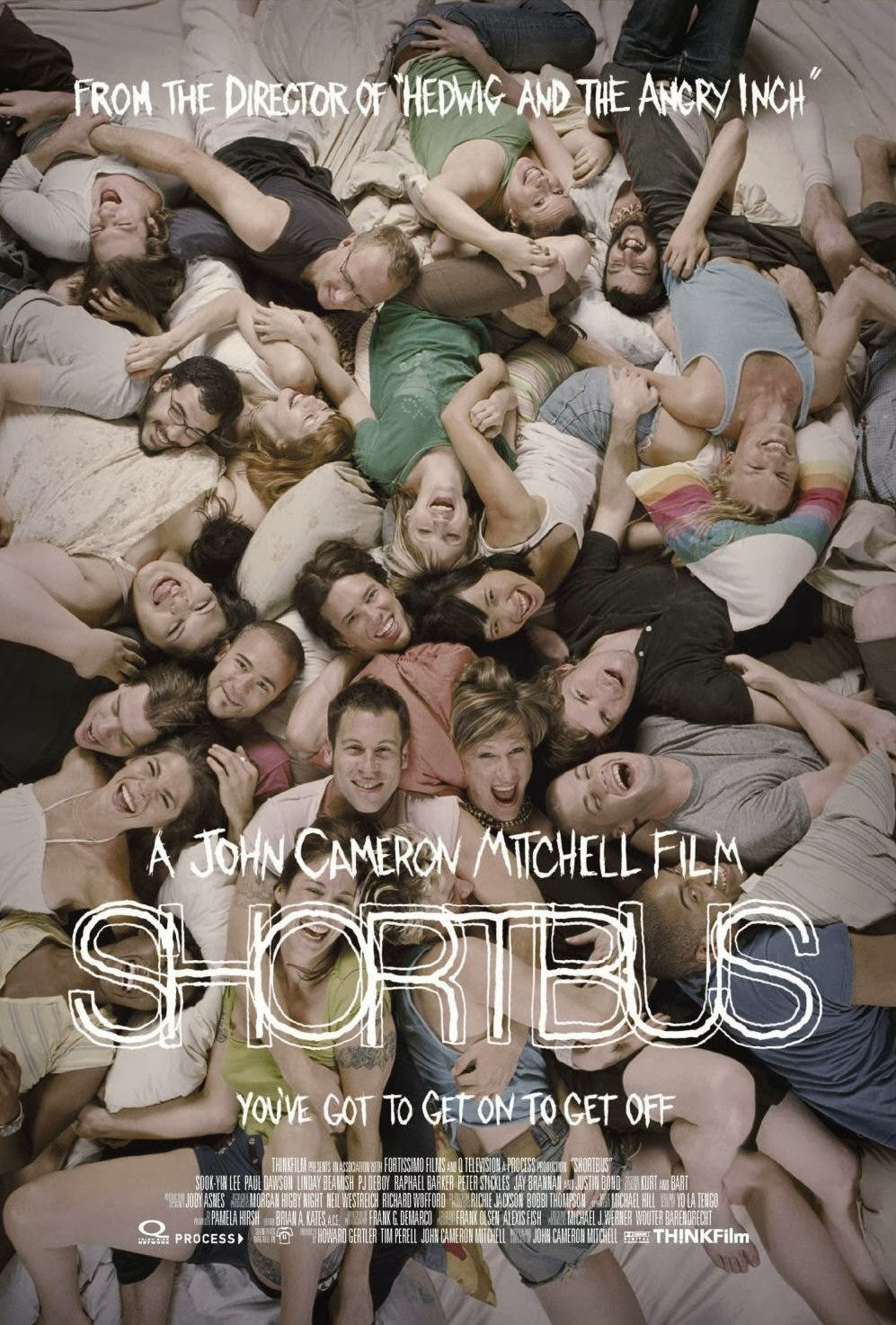 Quán bar - Shortbus