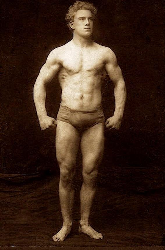 pics o nude strongmen