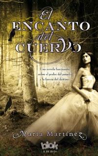 http://www.goodreads.com/book/show/17667997-el-encanto-del-cuervo