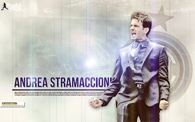 Wallpapers Andrea Stramaccioni Inter Milan 2012-2013