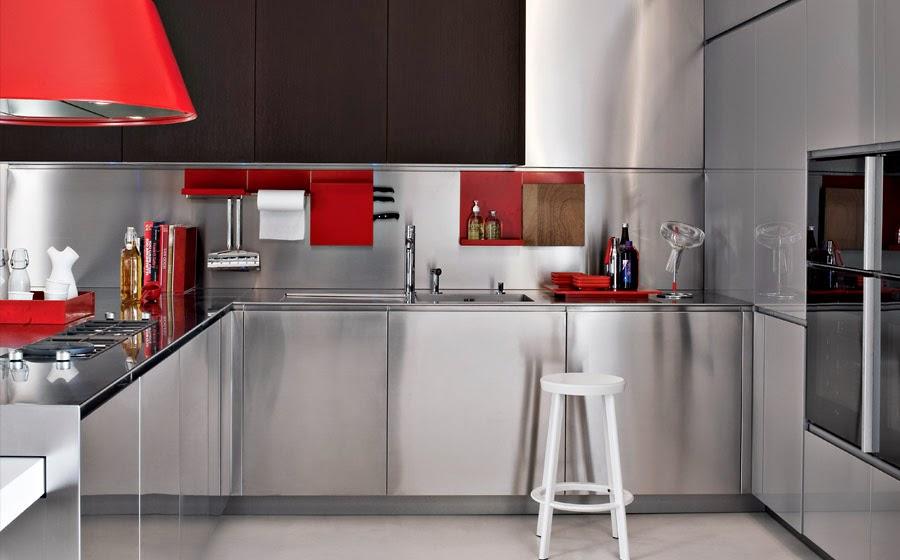 Dise o de cocinas modernas modulares con mucha elegancia - Cocinas modulares ...
