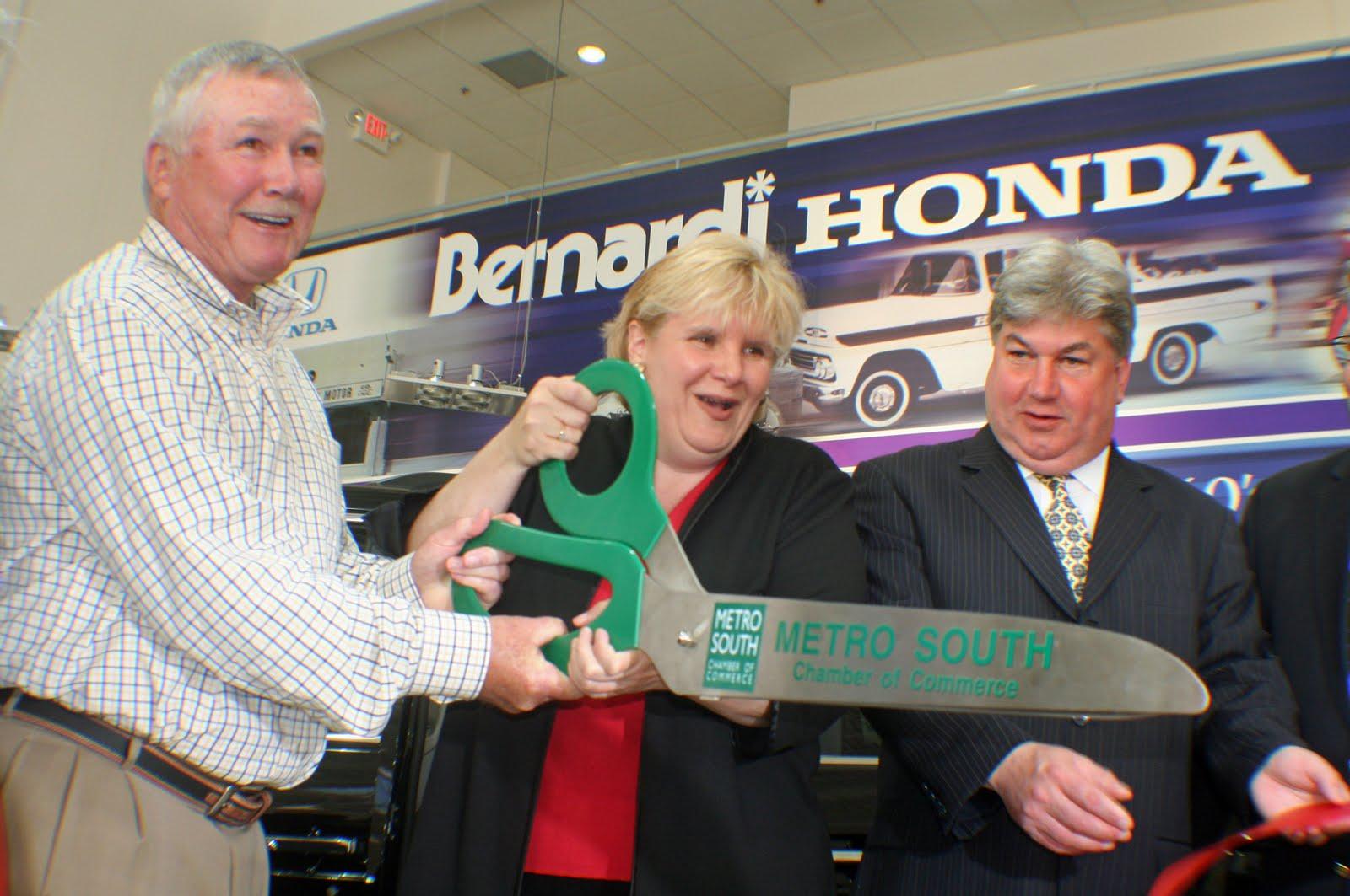 Bernardi Auto Group Opens Brockton Showrooms