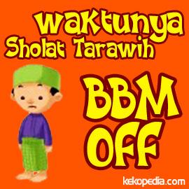 DP BBM Tema Bulan ramadhan