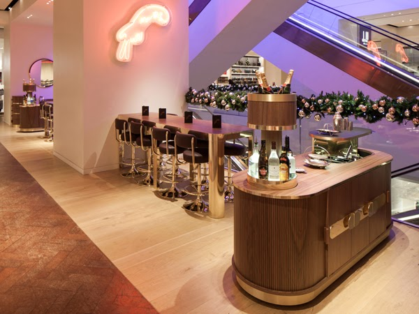 Homebuildlife Mark S Bar By Lee Broom For Selfridges