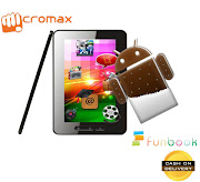 MICROMAX Tablet Funbook P300 with Freebies. Price7,999