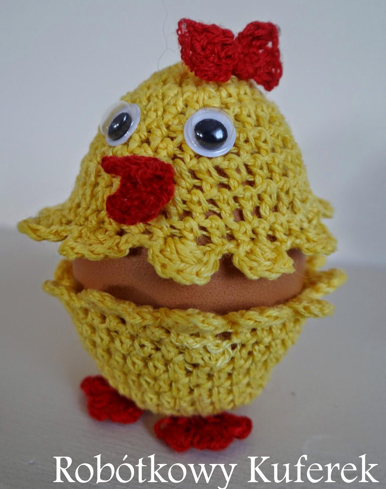 ochraniacz na jajko kurka