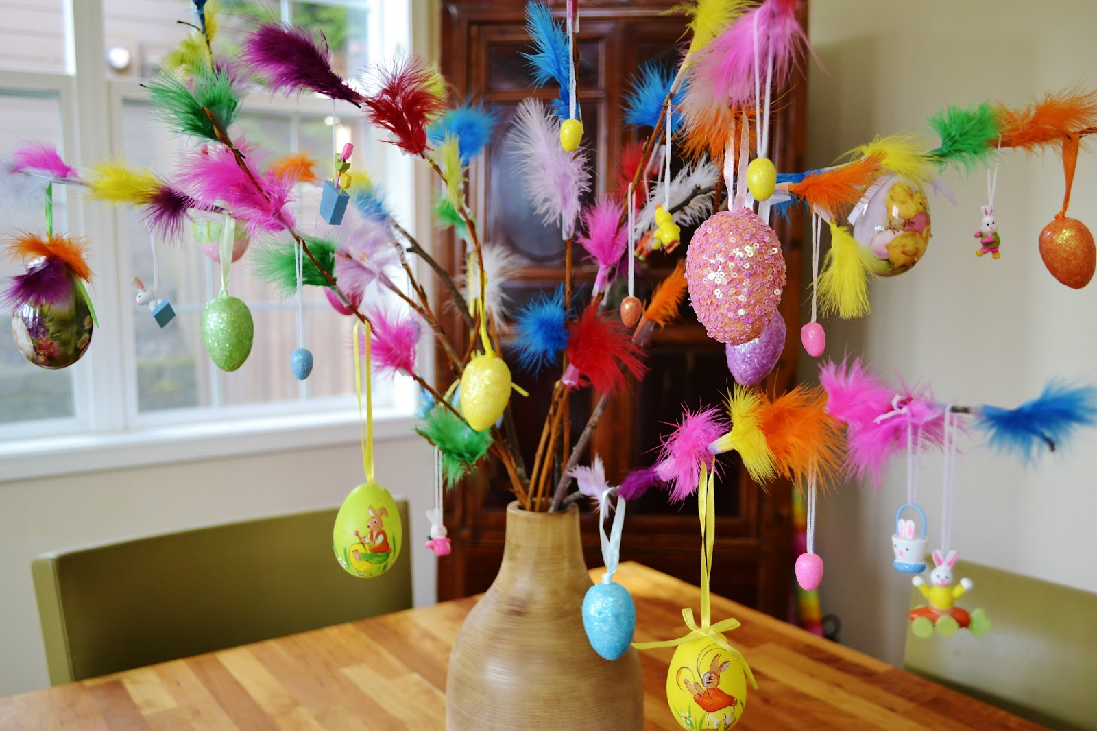 Julias BookbagSwedish Easter Tree of Mind Blowing Coolness
