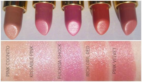 Revlon soft shell pink