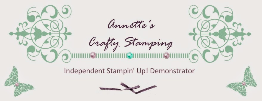 Annette's Crafty Stamping