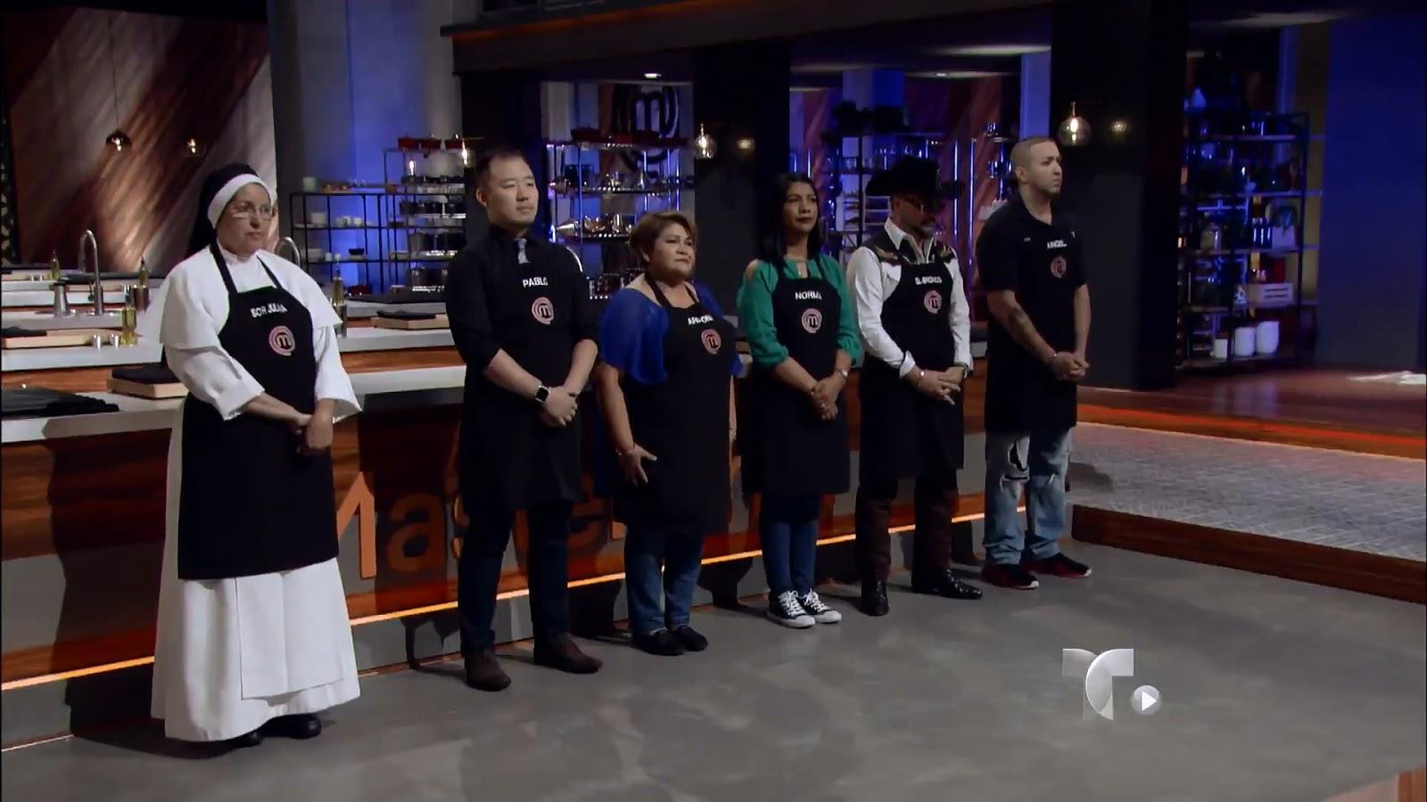 Master Chef Latino Telemundo Cap 03 (1280x720)