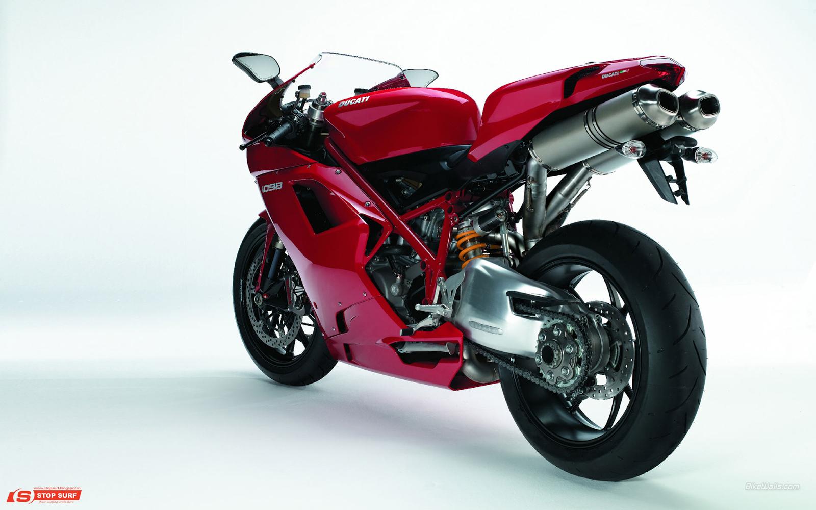 Ducati Bikes... Ducati Bikes In India