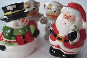 Pep og Salt ønsker dere alle sammen ei riktig god jul!