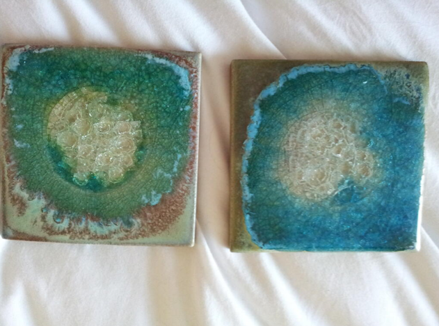 Anthropologie Celestial Coasters