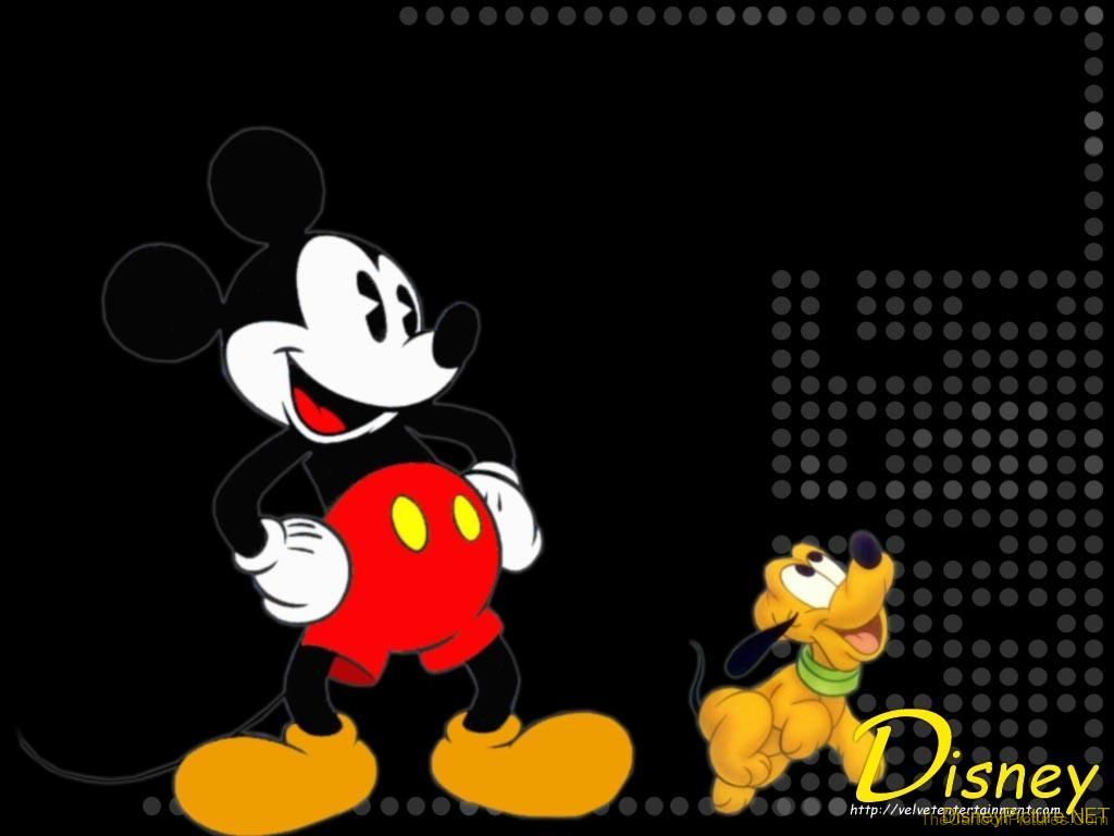 Picture Clip: Very Cool Cartoon Wallpaper – Mickey Mouse Wallpaper