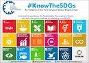 #KnowTheSDGs