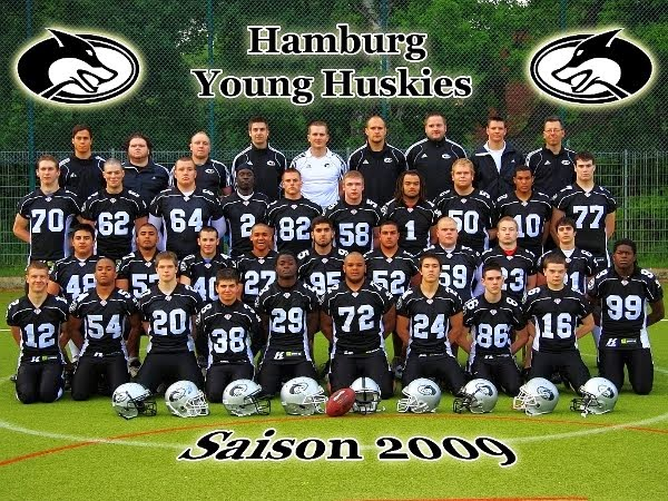 Hamburg Young Huskies Team_2010
