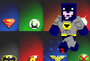 Cartoon Hero Minecraft Skins