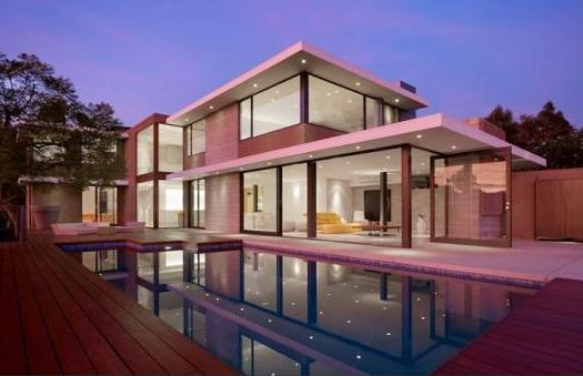Modern stylish house exterior designs ideas. | Modern Home Designs