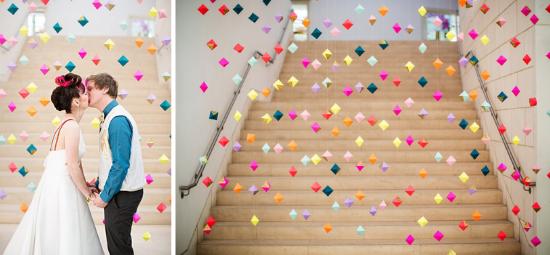 wedding backdrops, geometric decorations, decorazioni matrimonio