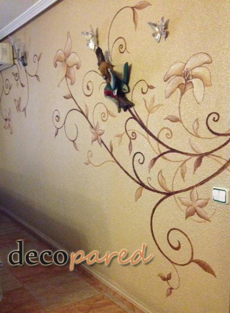 Decopared diciembre 2015 - Pintura paredes salon ...
