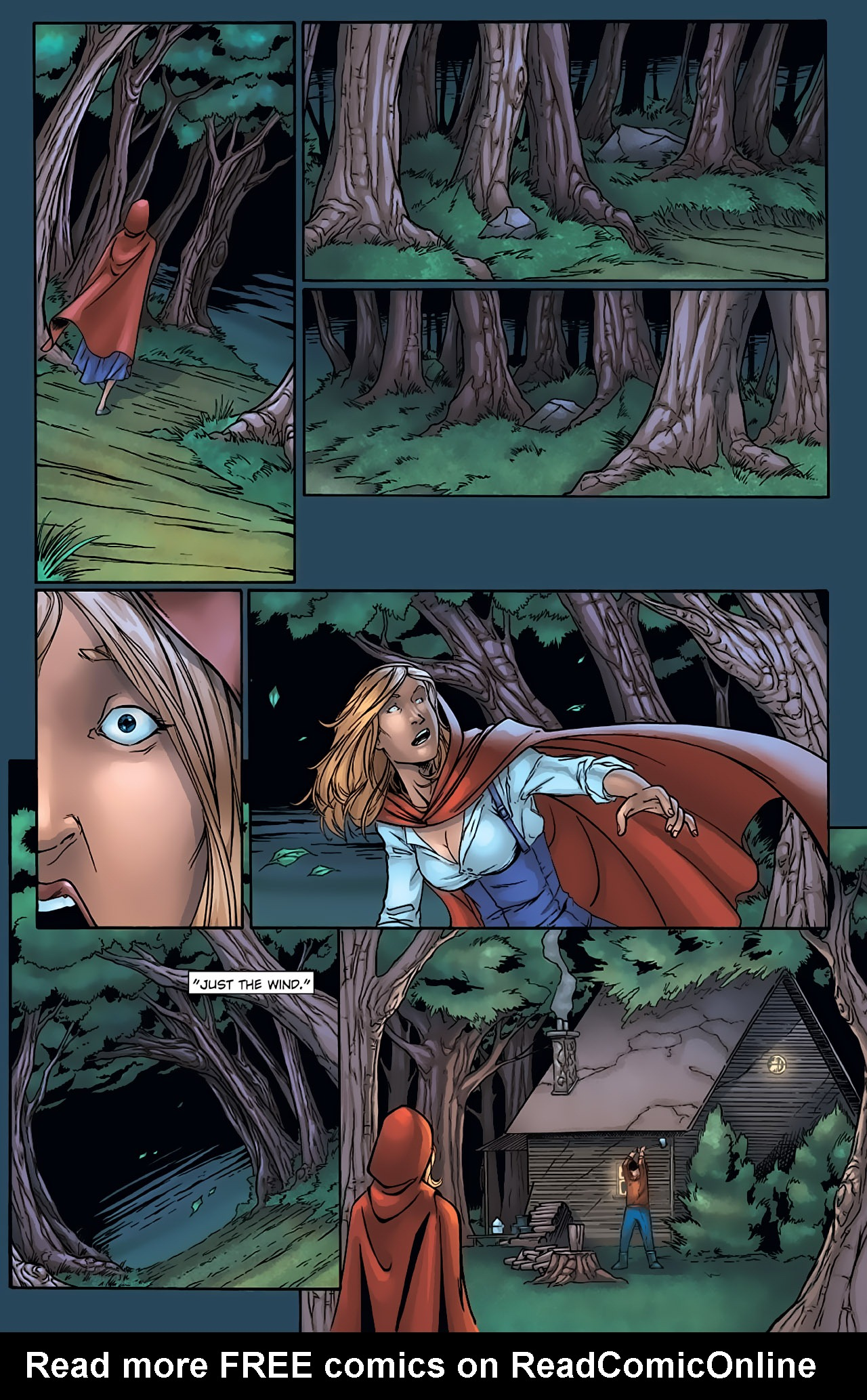 Grimm Fairy Tales (2005) Issue #1 #4 - English 9