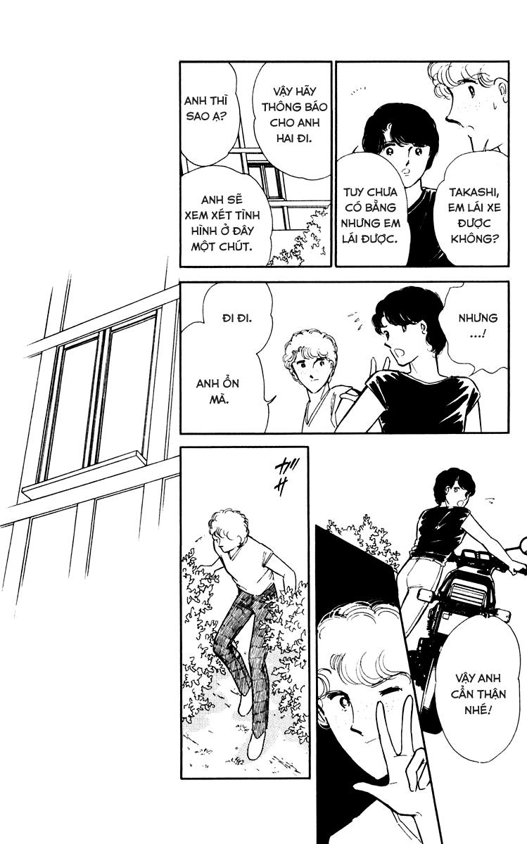 Umi no Yami, Tsuki no Kage chap 37 - Trang 29