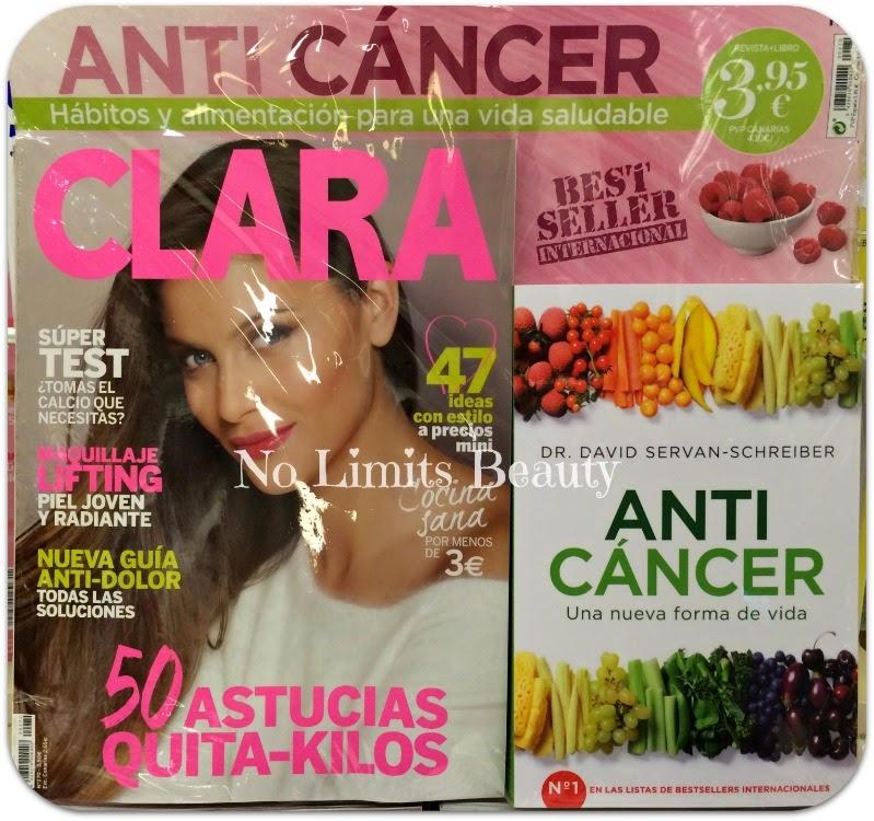 Regalos revistas Febrero 2015: Clara